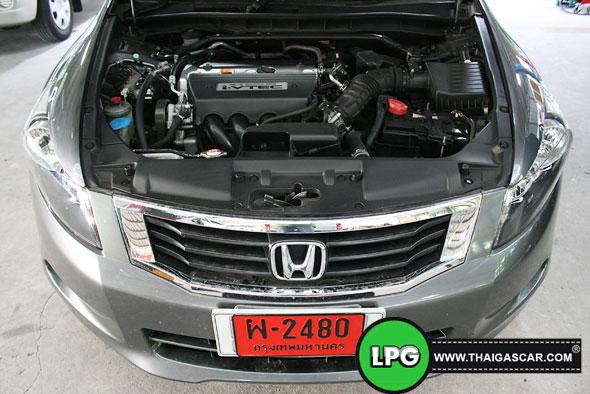 Honda Accord G8 ติดแก๊ส Lpg โฉมปี 2007 2013 Thaigascar