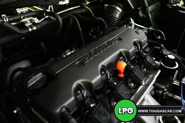 Honda New CRV G4 ติดแก๊ส 04