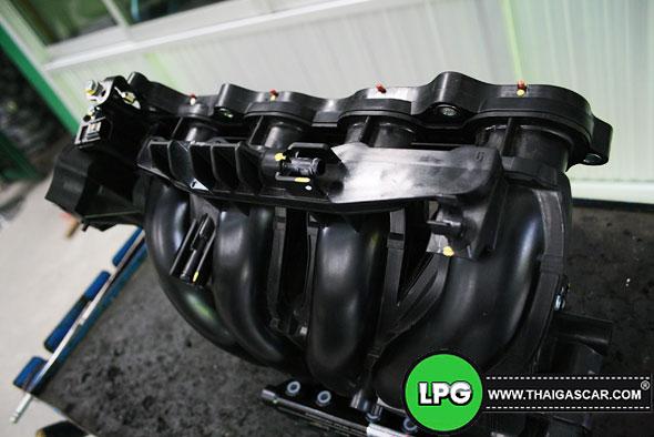 Honda New CRV G4 ติดแก๊ส 10