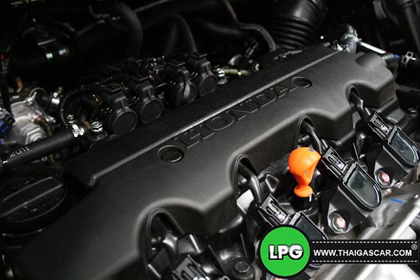 Honda New CRV G4 ติดแก๊ส 17
