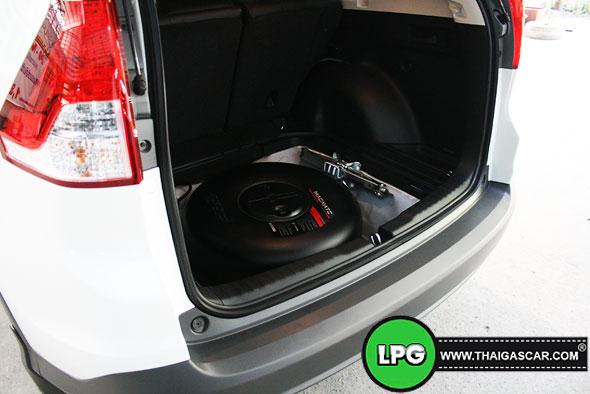 Honda New CRV G4 ติดแก๊ส 21