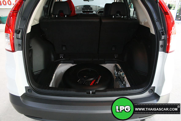 Honda New CRV G4 ติดแก๊ส 22